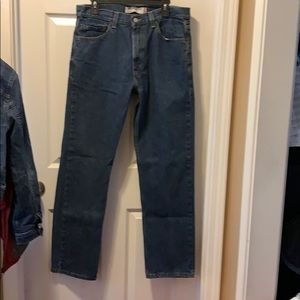 Levi's 505 regular fit jeans new w/o tag